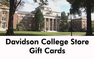 Davidson College Store Gift Cards