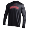 Long Sleeve T Shirt Tech Black-Davidson Arched