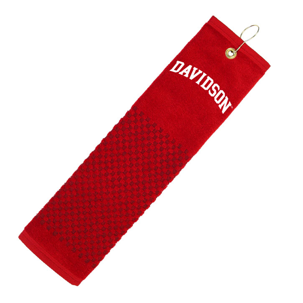 Image For Golf Towel Red