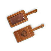 Image For Luggage Tag Tan