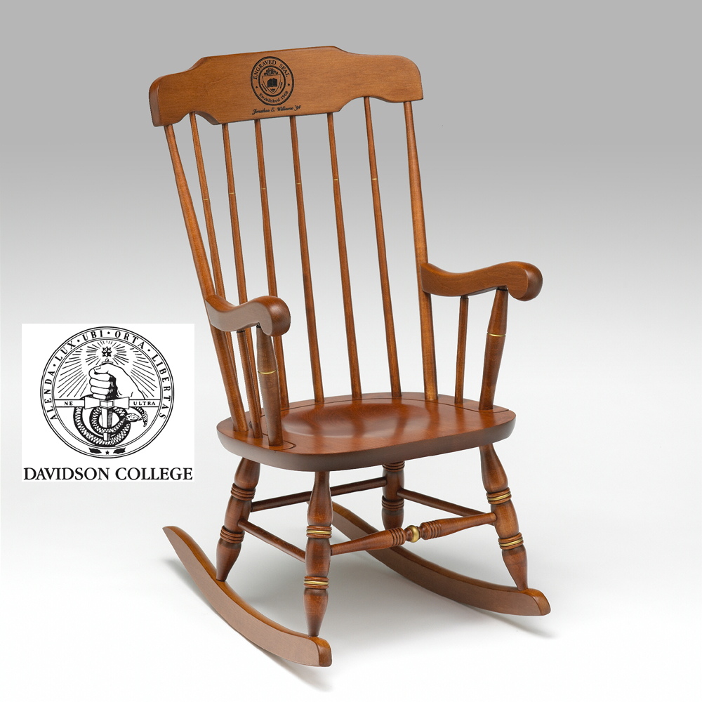 Image For Rocker All Cherry Wood