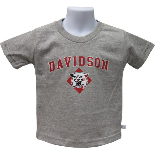 Image For Infant T Shirt Oxford-Davidson Over Wildcat