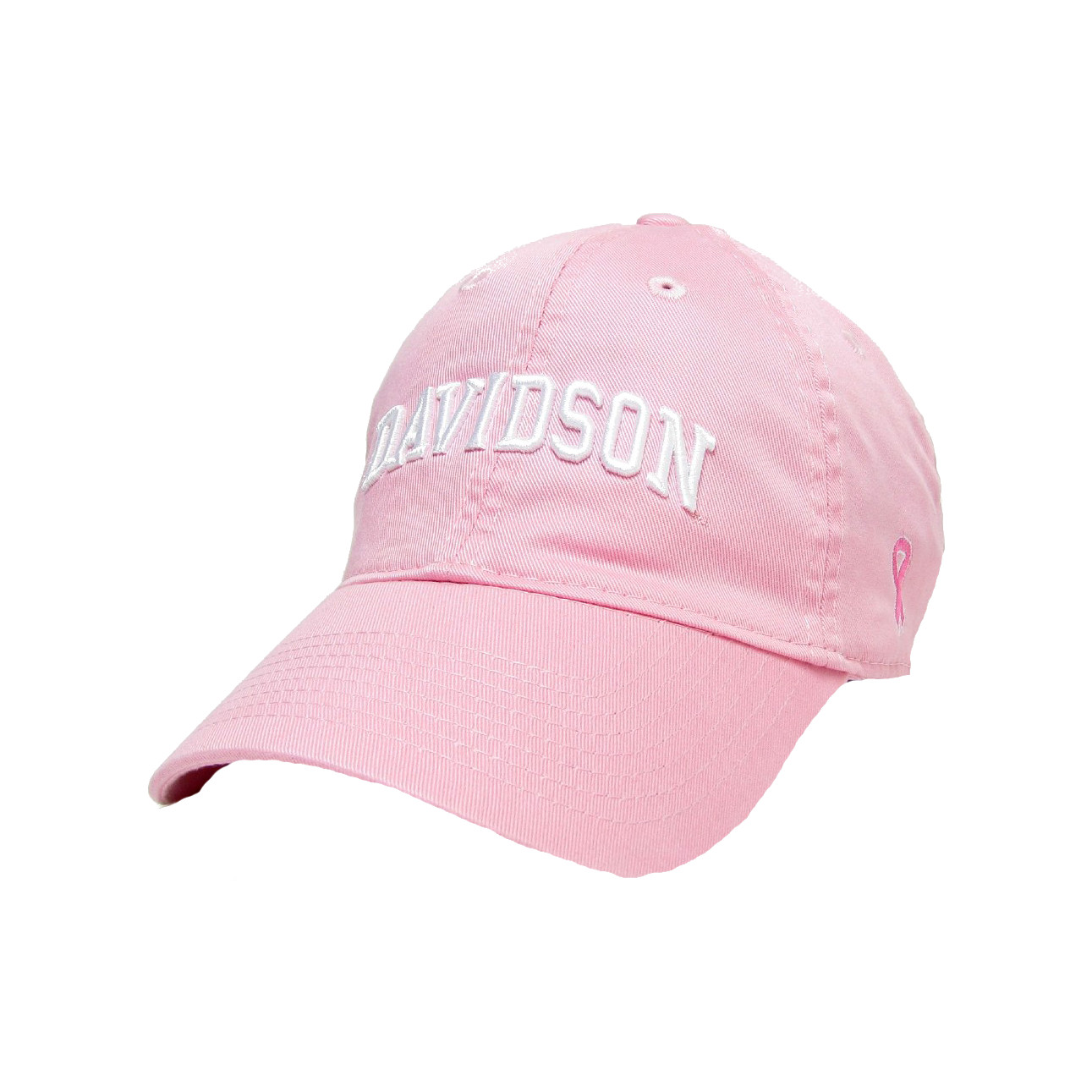 Image For Women's Hat - Pink - davidson Arched