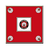 Image For Scarf Davidson College Seal