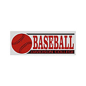 Image For Decal Sport Baseball 6""