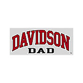 Image For Decal Davidson Dad
