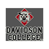 Image For Decal Wildcat Over Davidson College
