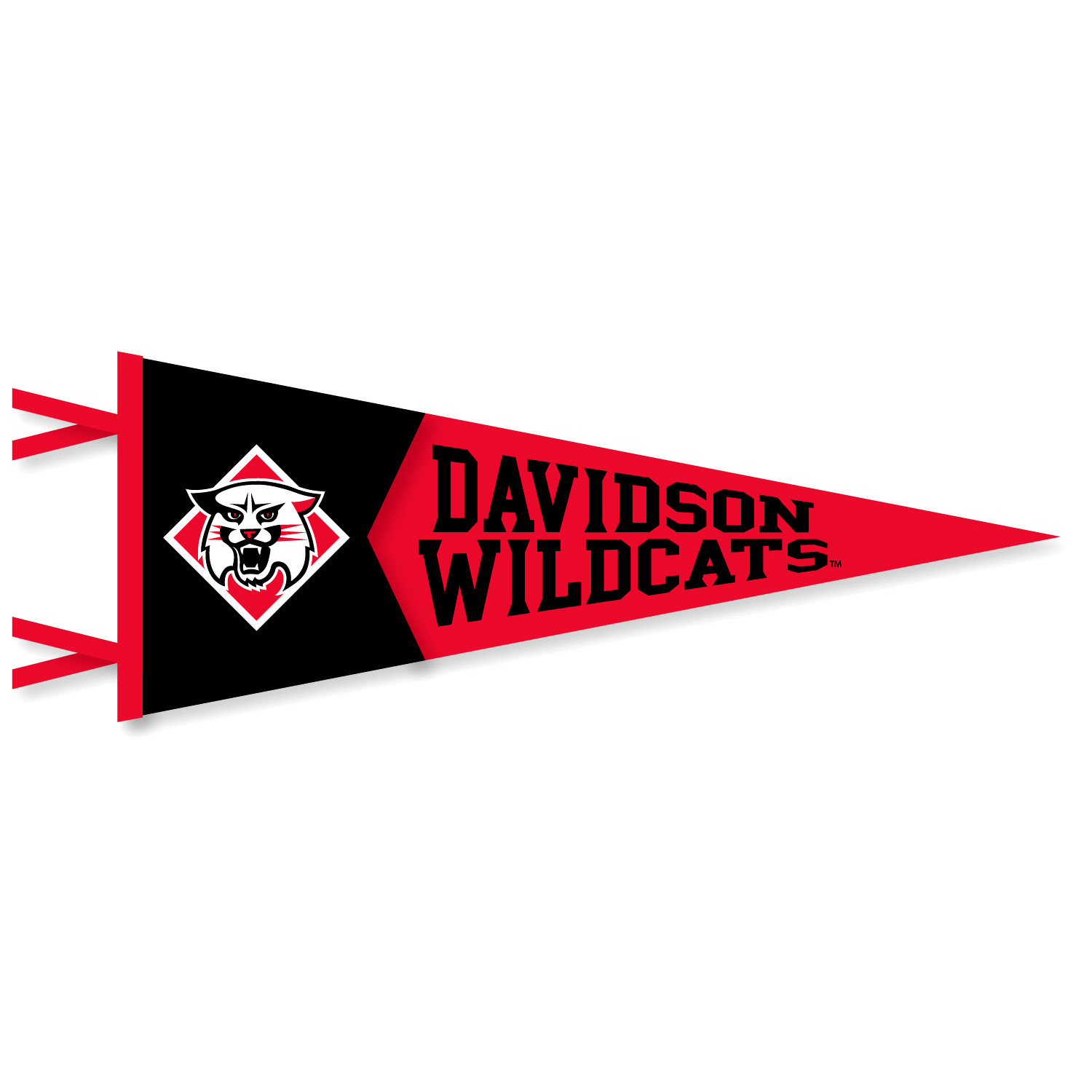 Image For Pennant - Davidson Wildcats
