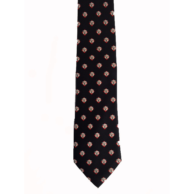 Image For Tie With Wildcats Black