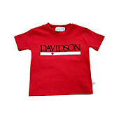Image For Infant T Shirt Red-Bar Diamond Logo