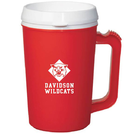 Image For Big Gulp Red Insulated Tumbler With Handle