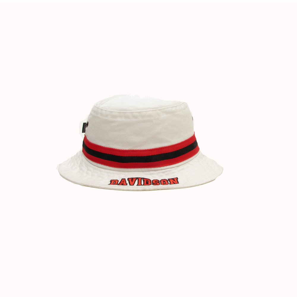 Image For Youth White Bucket Hat  Small Only