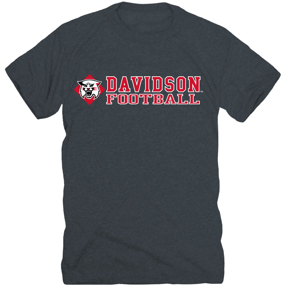 Image For T Shirt Davidson Sport Football