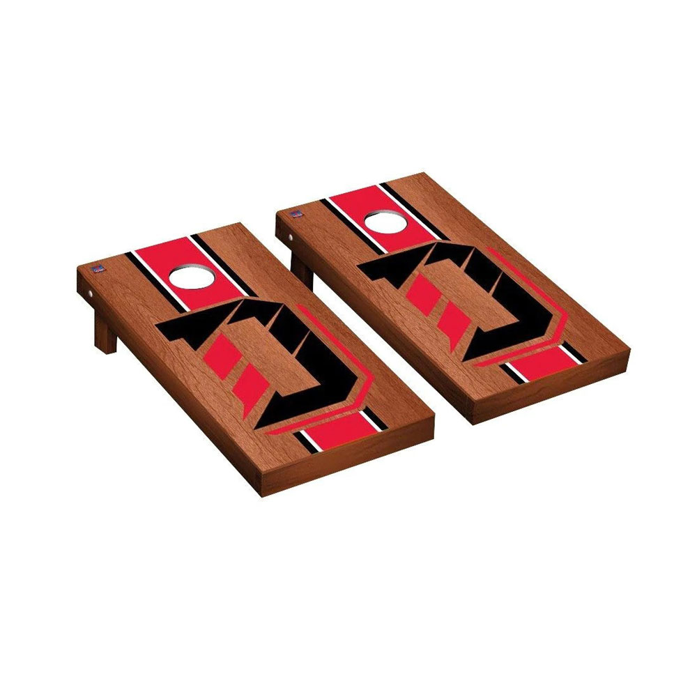 Image For Cornhole Board With D Logo
