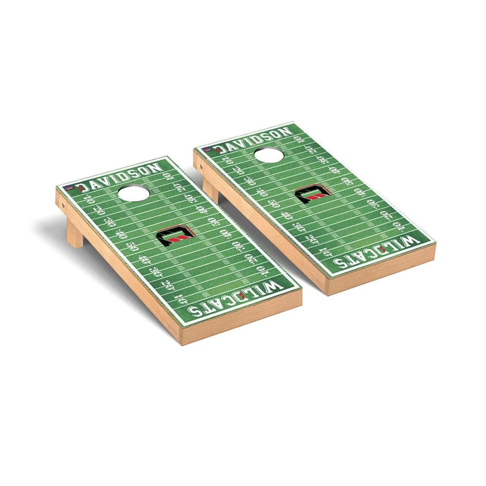 Image For Cornhole Board With Football Field