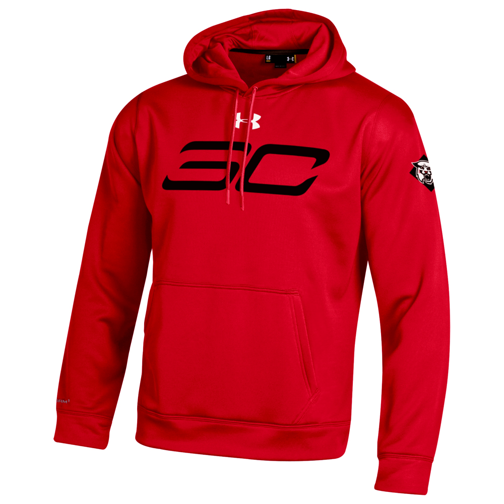 Image For SC30 Red Fleece Hood