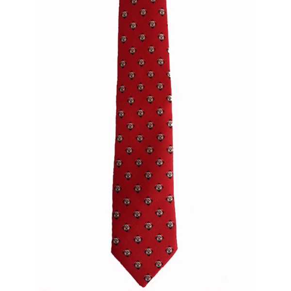 Image For Tie Red With Wildcats