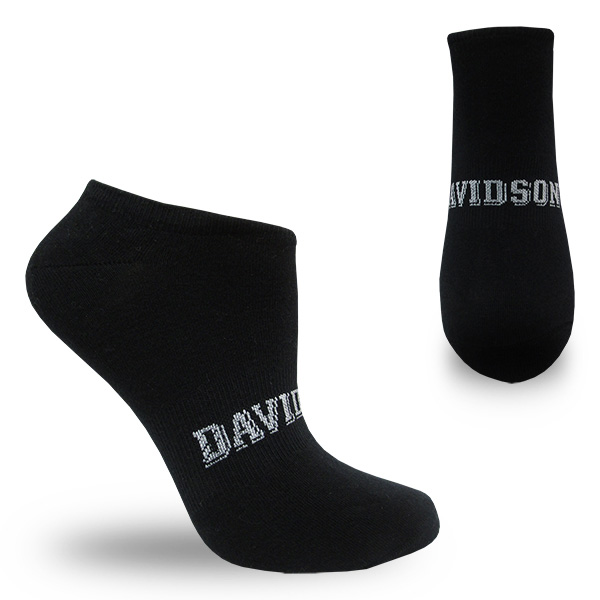 Image For Youth Socks Low Cut - Black