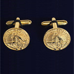 Image For Cufflinks 24K Gold