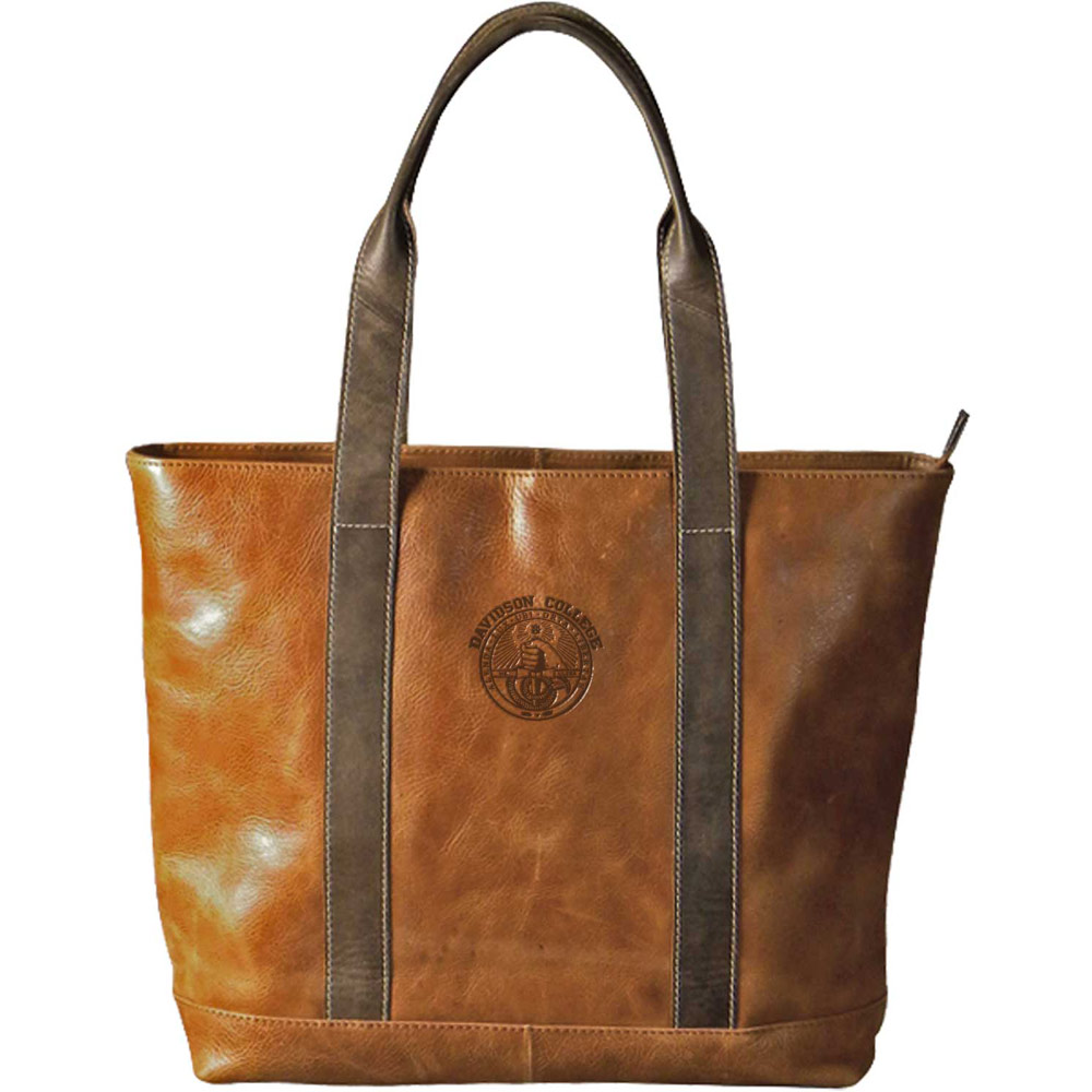 Image For Westbridge Leather Tote