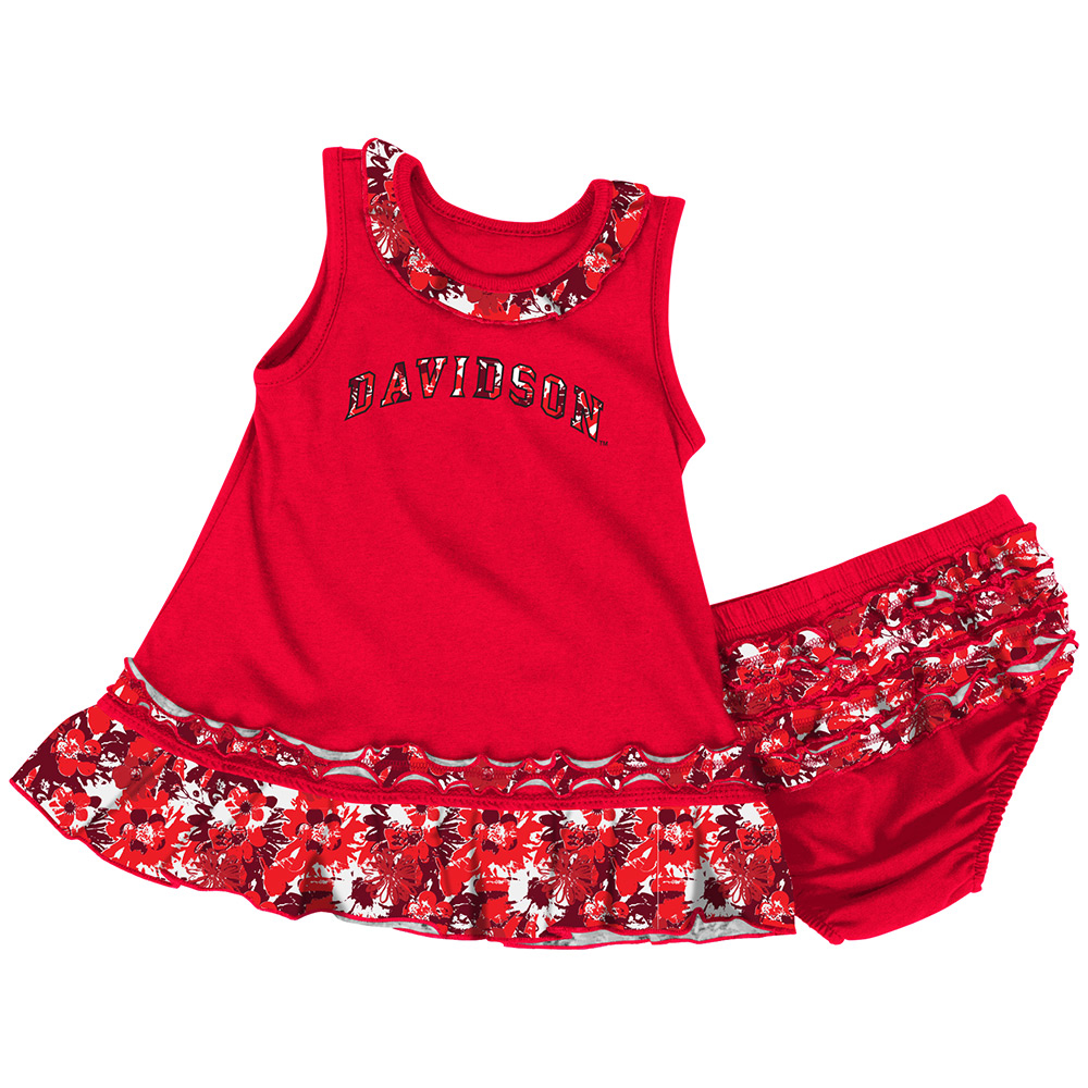 Image For Infant Girls Fountain Dress Set