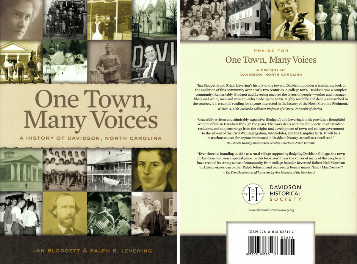 Image For One Town, Many Voices