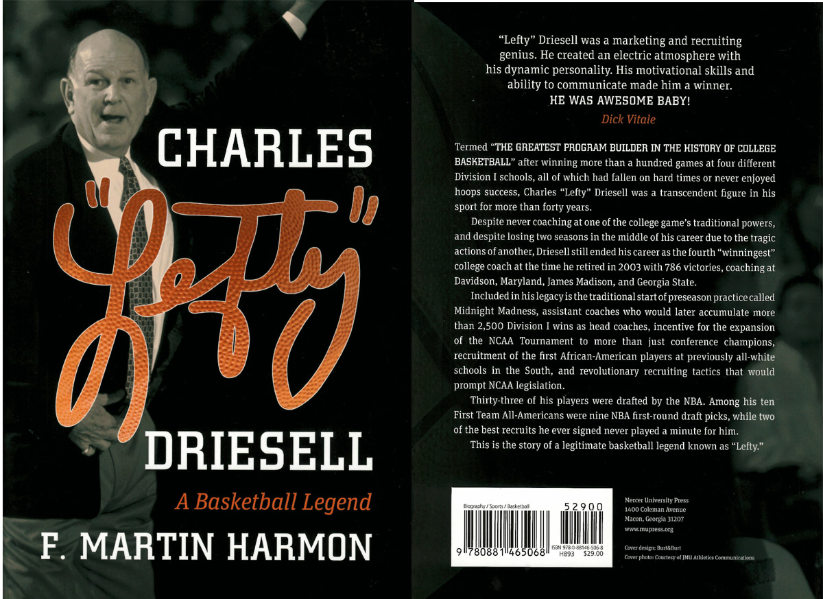 "Image For Charles ""Lefty"" Driesell"
