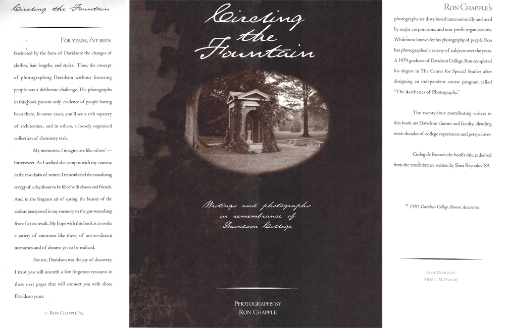 Image For Circling The Fountain