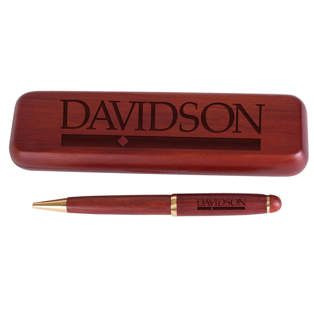 Image For Rosewood Box & Pen