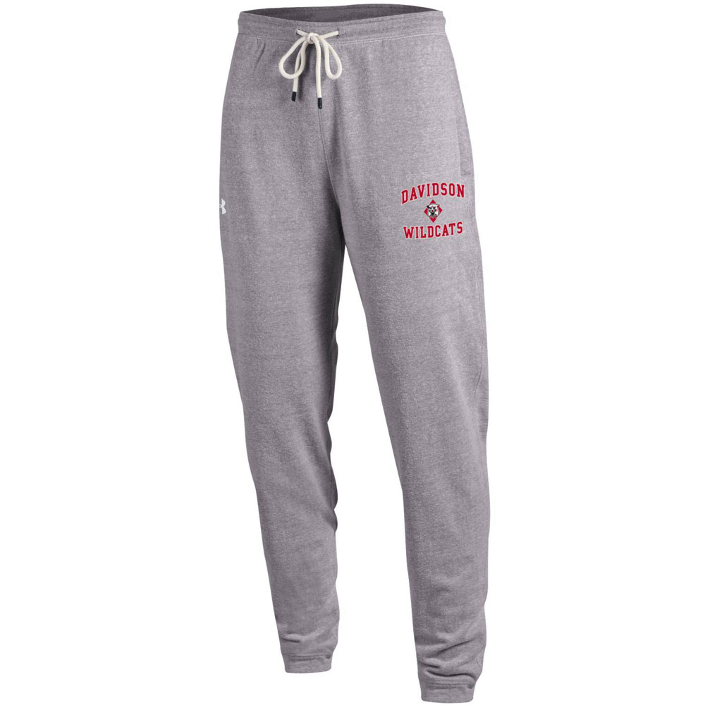 Image For Triblend Fleece Jogger - Grey Heather-Davidson Over Wildcat