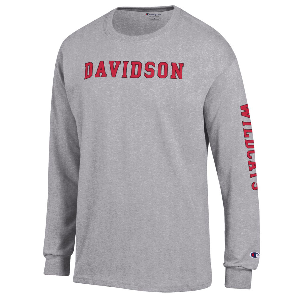 Image For Long Sleeve T-Shirt Oxford-Davidson Straight