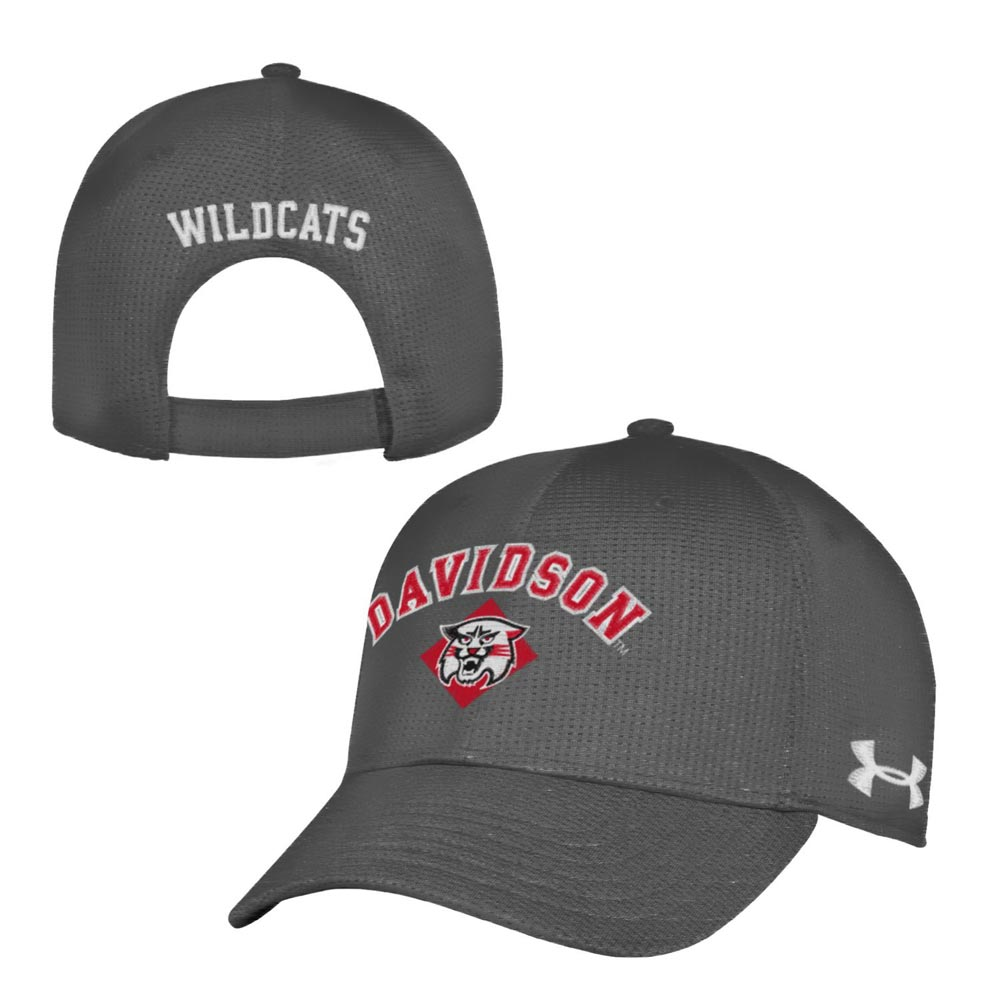 Image For Youth Hat Black Heather-Davidson Over Wildcat