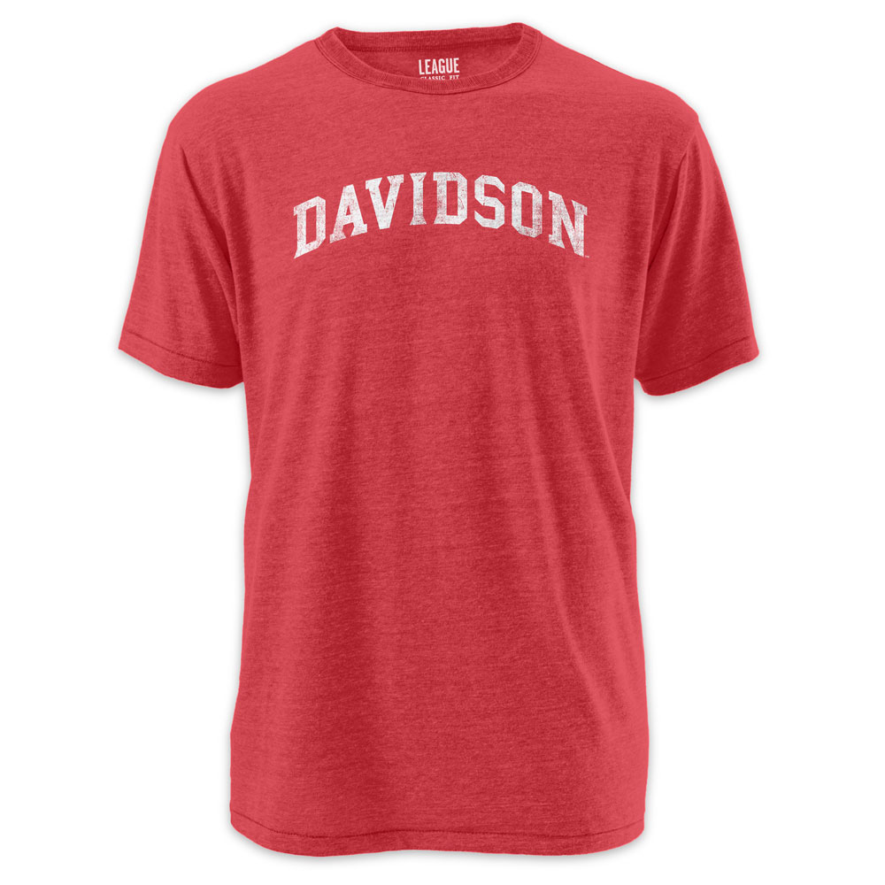 Image For T SHIRT VICTORY FALLS - RED - DAVIDSON ARCHED
