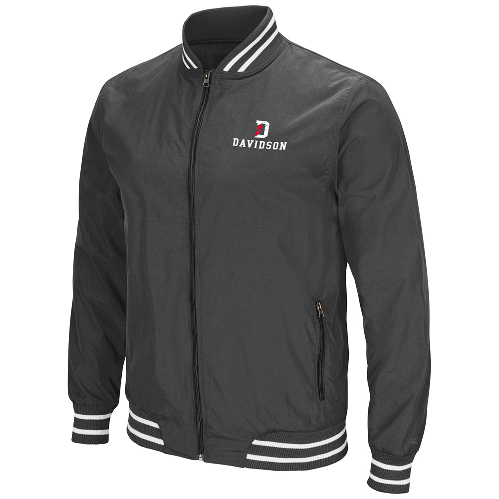 Image For Jacket Gray Full Zip Coaches