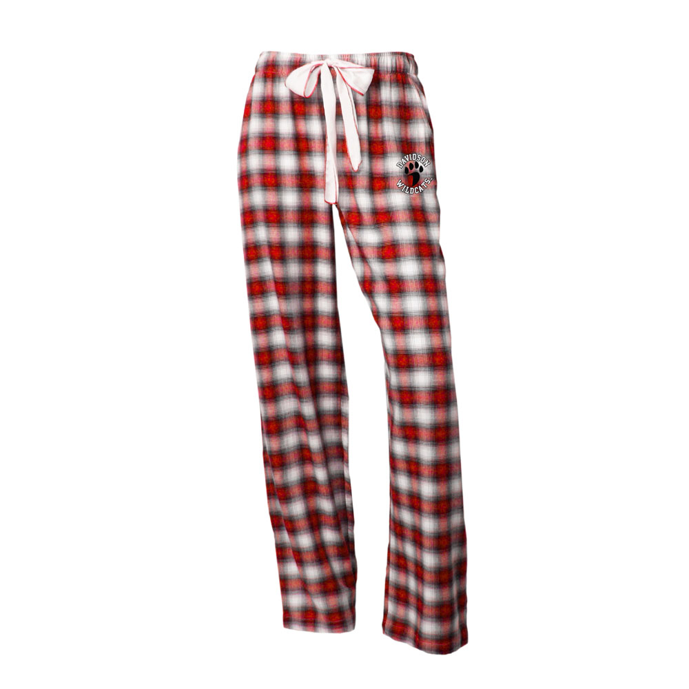 Image For Women's Flannel Pants