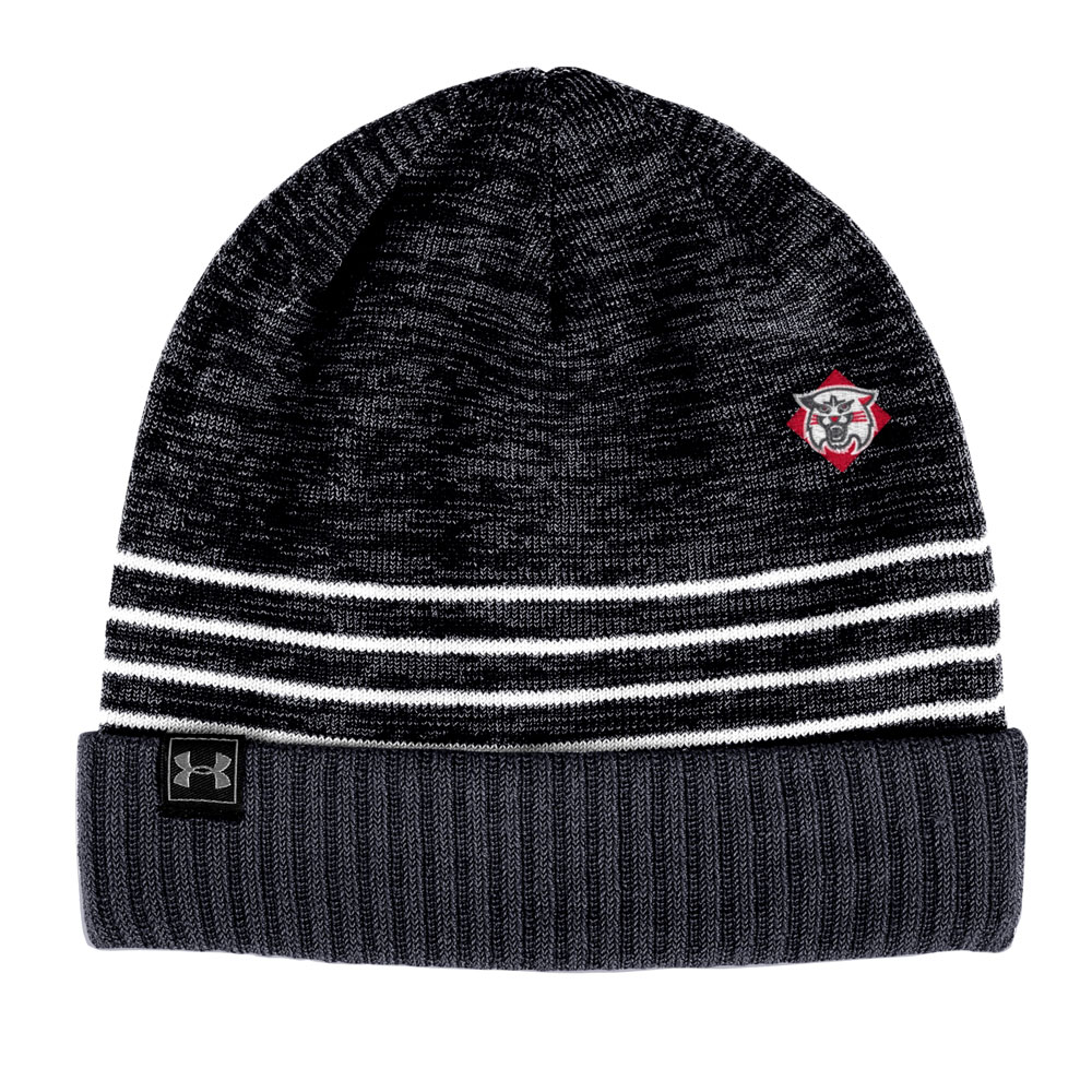 Image For Youth Black Beanie