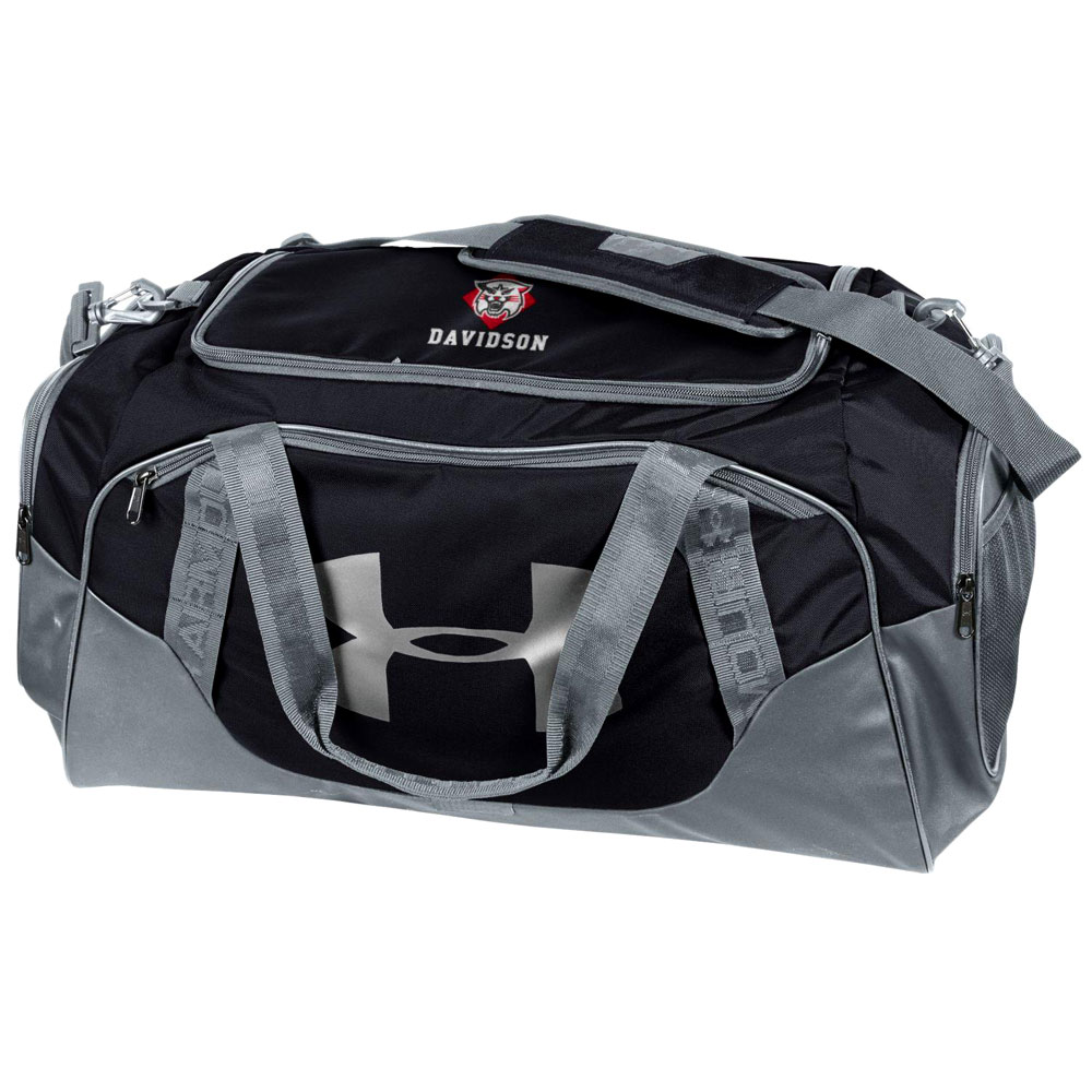 Image For Black Duffle Bag