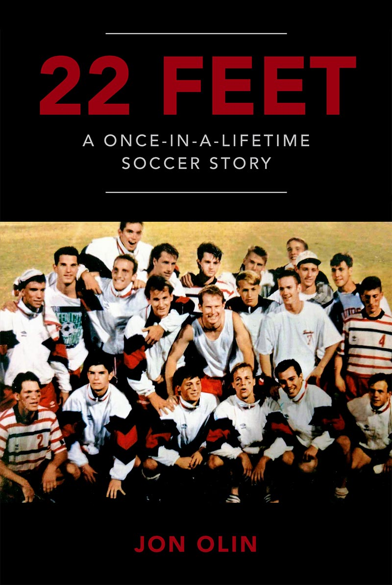 Image For 22 FEET A Once In A Lifetime Soccer Story