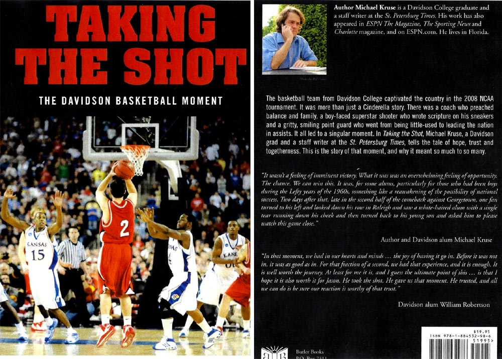 Image For Taking The Shot: The Davidson Basketball Moment