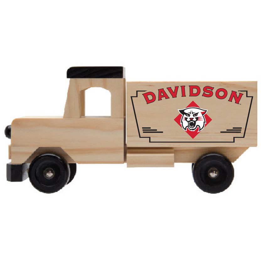Image For Wooden Toy Truck