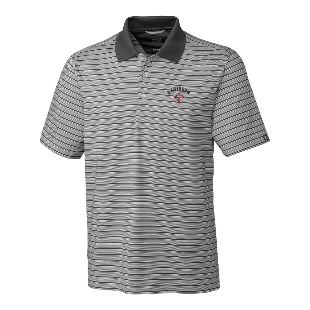 Image For Polo Surge Gray Stripe With Wildcat