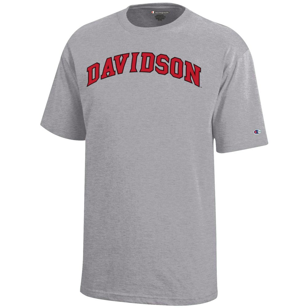 Image For Youth T Shirt - Oxford - Davidson Arched