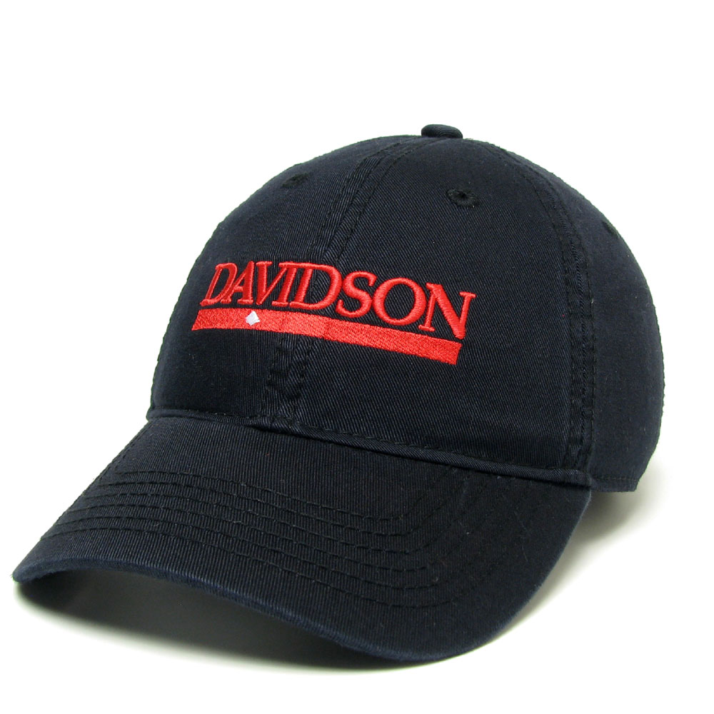 Image For Hat Davidson Bar Diamond Black