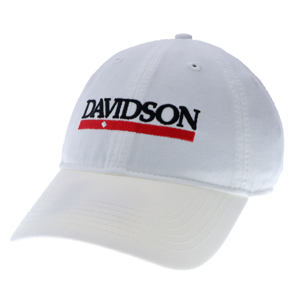 Image For Hat Davidson Bar Diamond White