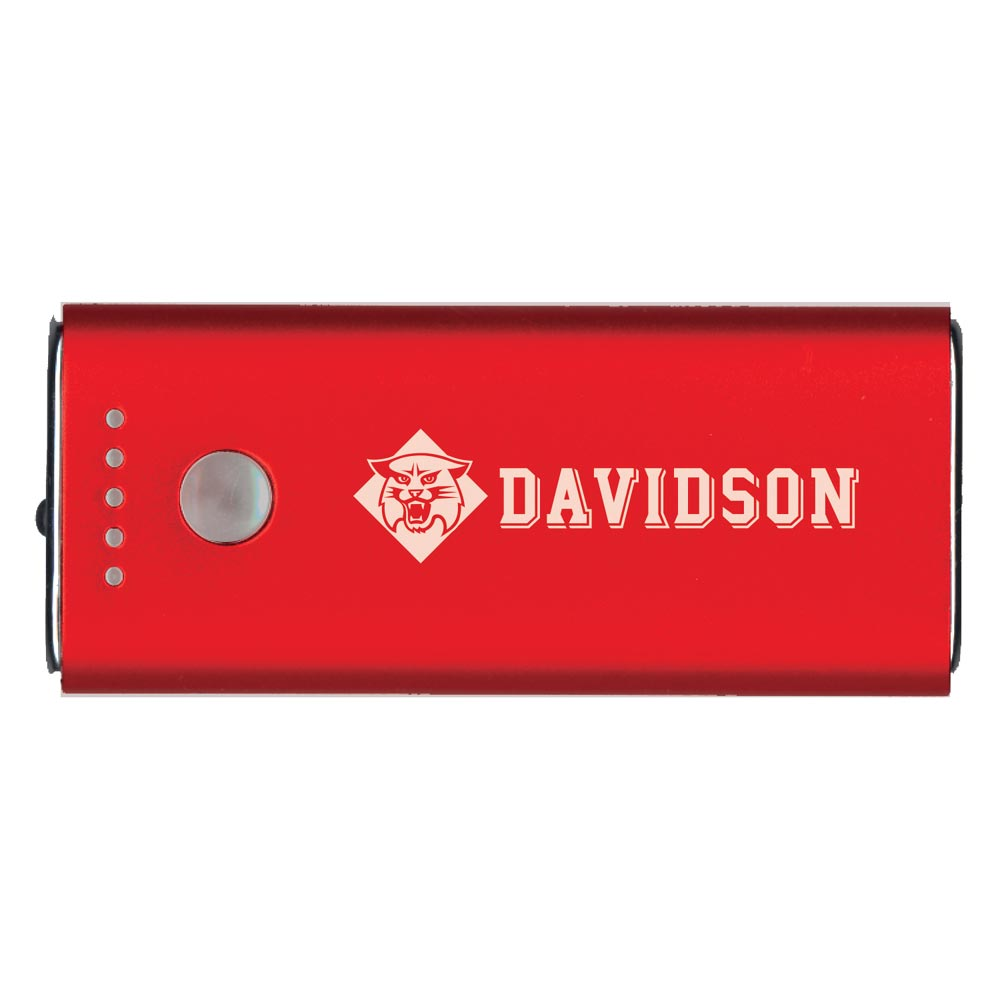 Image For POWER BANK LXG RED