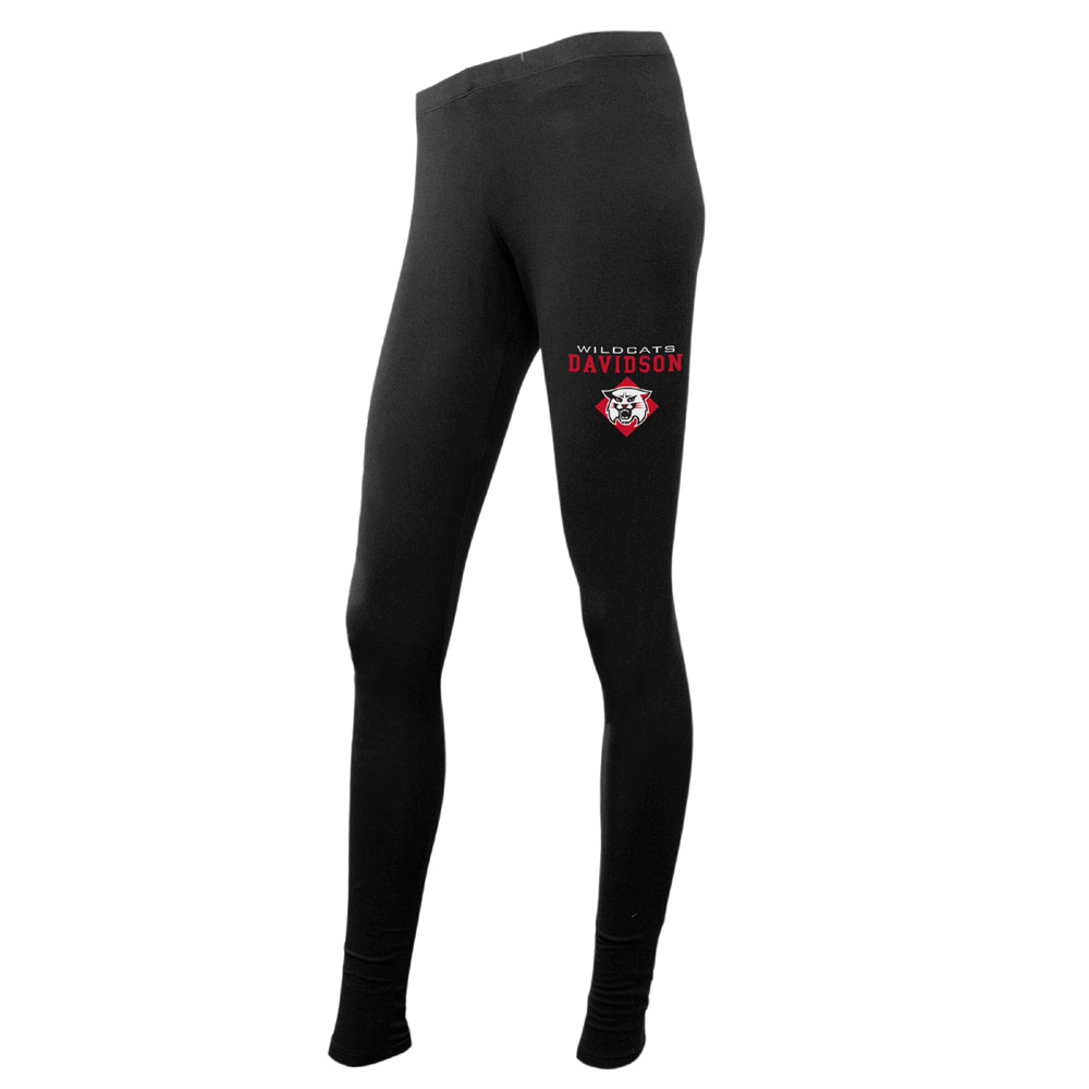 Image For Women's Leggings - Black