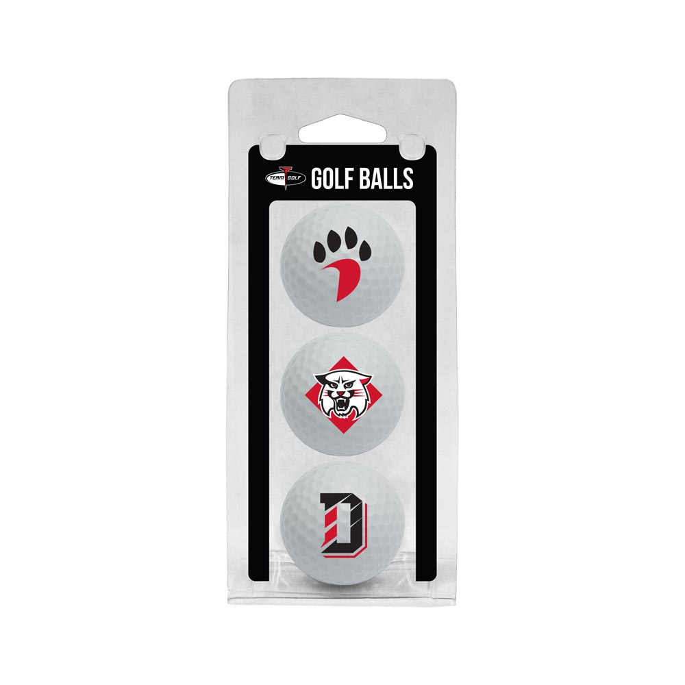 Image For Golf Ball 3 Pack