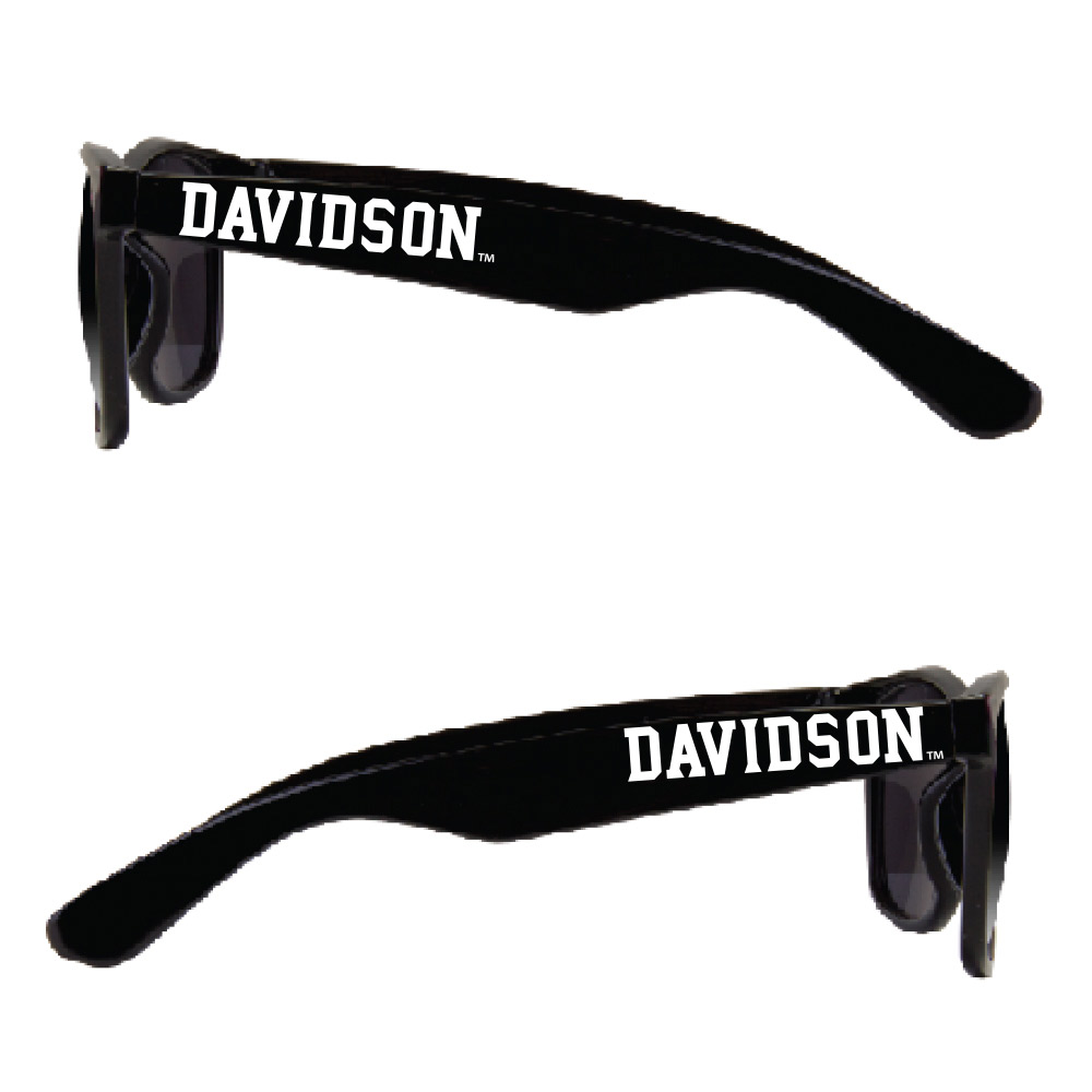 Image For Sunglasses - Black - Davidson Logo