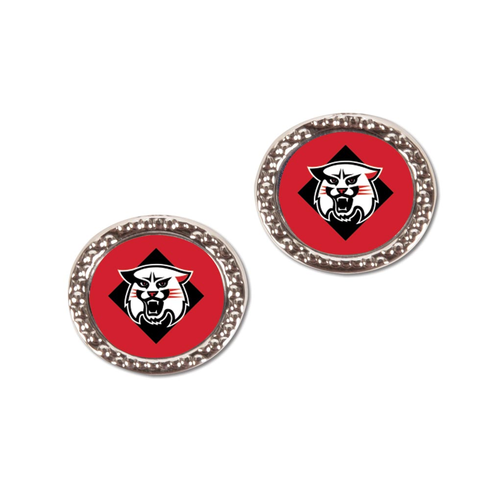 Image For Earrings Post - Wildcat Logo