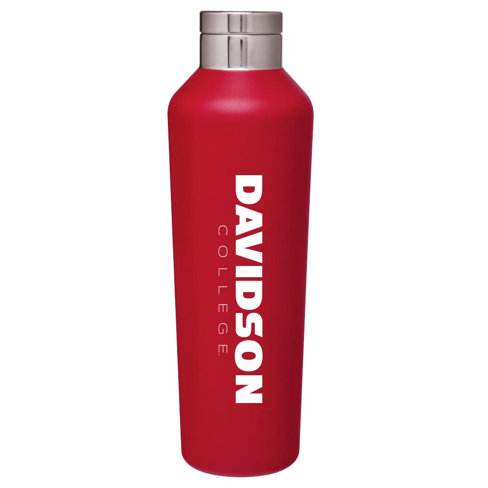 Image For Bottle Cyprus - Red - Davidson College Logo